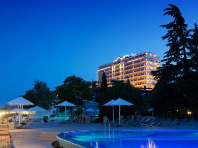 Riviera Sunrise Resort & SPA Alushta (бывш. Radisson) ГК корпус «Modern»