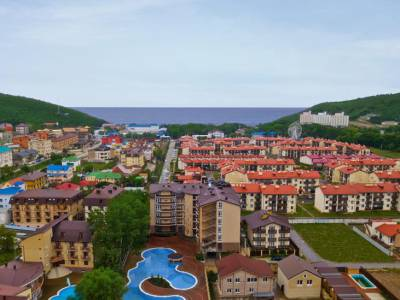 HELIOPARK Aqua Resort*** (Гелиопарк Аква Резорт) Отель