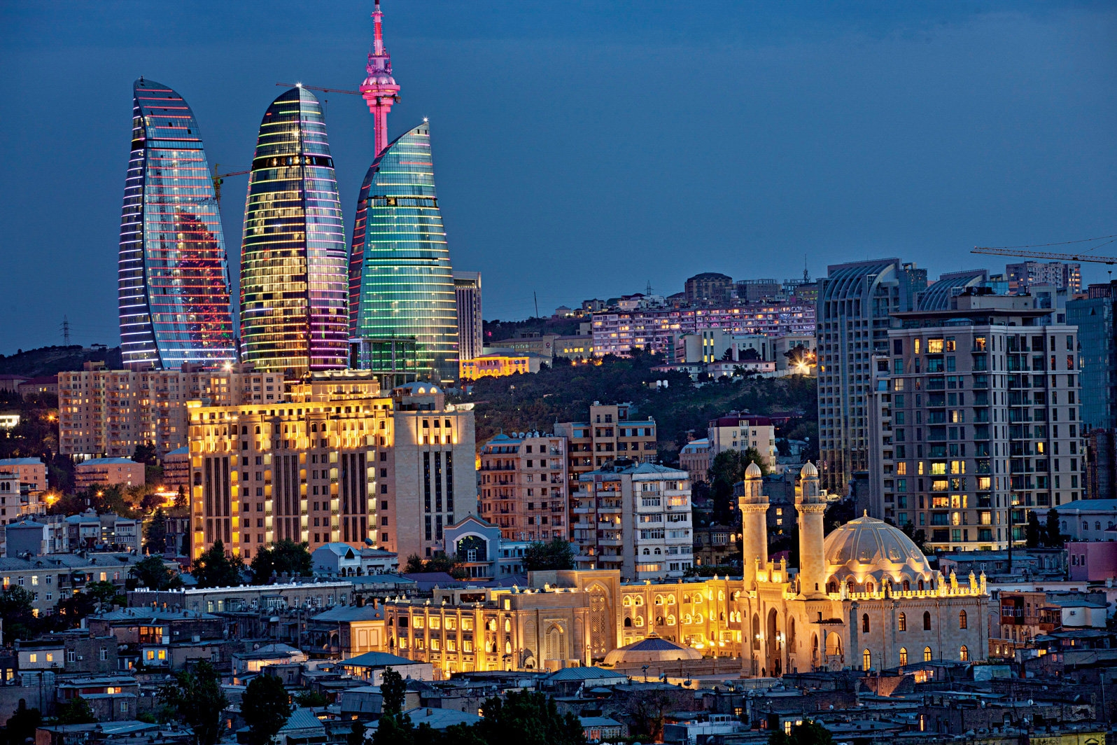 Картинки азербайджанские красивые
