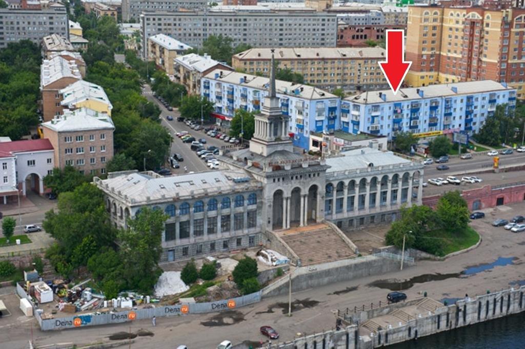 речной вокзал красноярск фото этом году попал