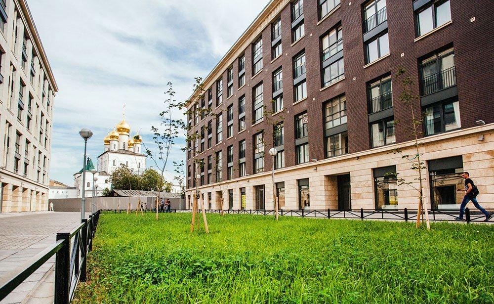 фото квартир жк царская столица это далеко