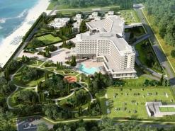 Radisson Blu Paradise resort & SPA Sochi Отель
