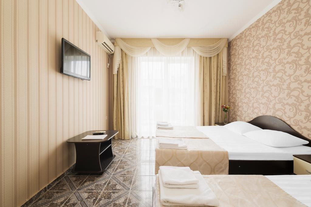 чёрной витязево отель атриум отзывы фото лаванды