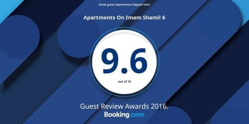 Apartments On Imam Shamil 6