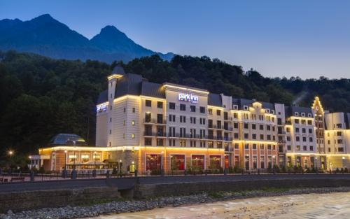Park Inn by Radisson Rosa Khutor**** Отель