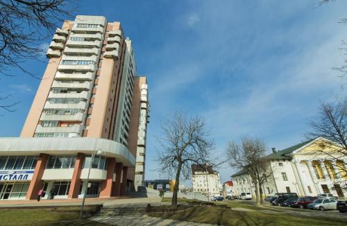 Apartment at Pervomayskaya