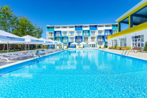 MoreLeto (МореЛето) Ultra All Inclusive**** in Miracleon Отель