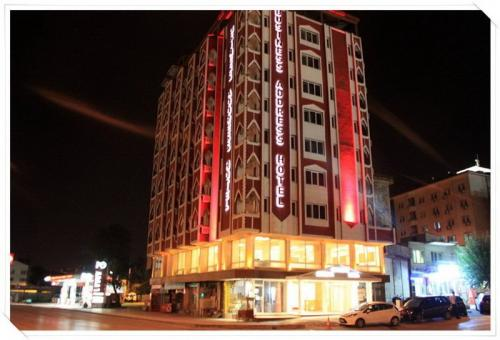 Business Address Hotel & Spa Center
