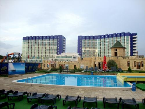 Aquamarine Resort & SPA ***** КК корпус