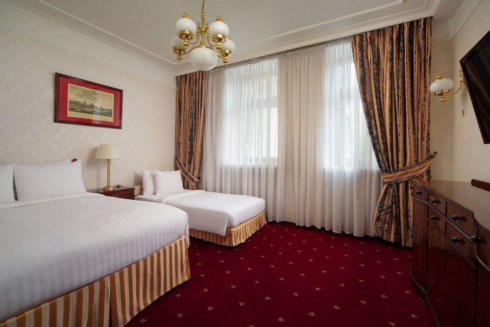 вопрос том, фотографии отеля марриотт тверская если