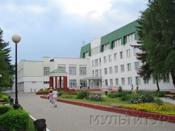 Курортно оздоровительное объединение санатории белоруссии