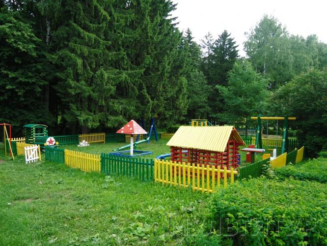 санаторий Красный холм, детская площадка