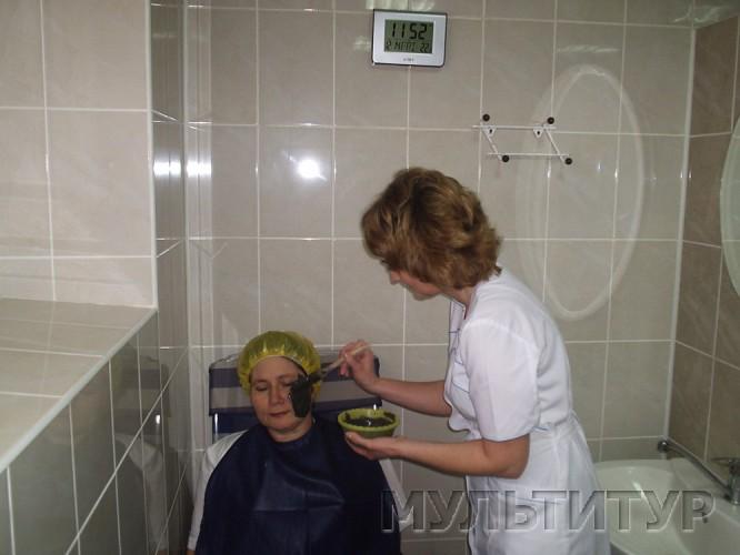 Фото санаторий Горячий Ключ, косметологический кабинет.