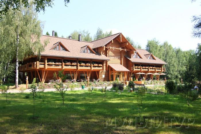 Эко-отель Романов лес, гостиница