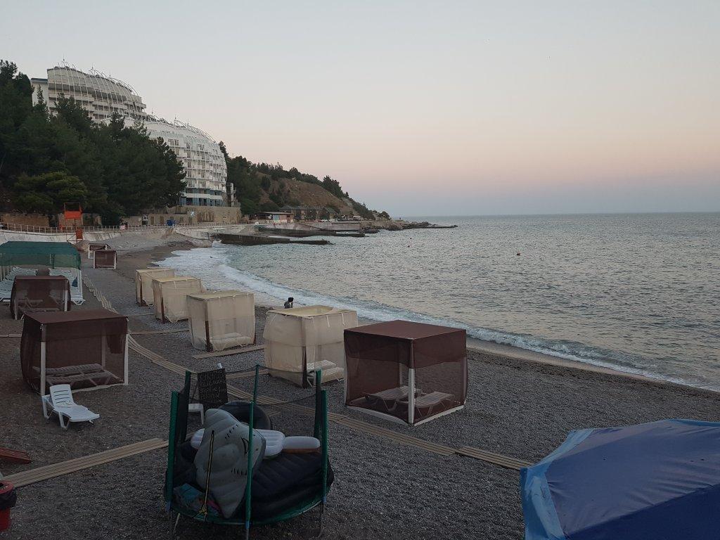 поэтому пляжи парковое крым фото новостям весь трэшак