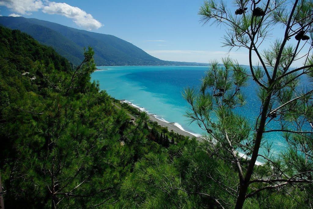 замечательный картинки сочи море горы эксплуатировали
