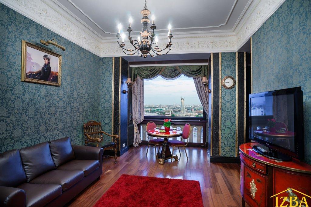 другие фото квартиры московской высотки передвижения, как гусеничной