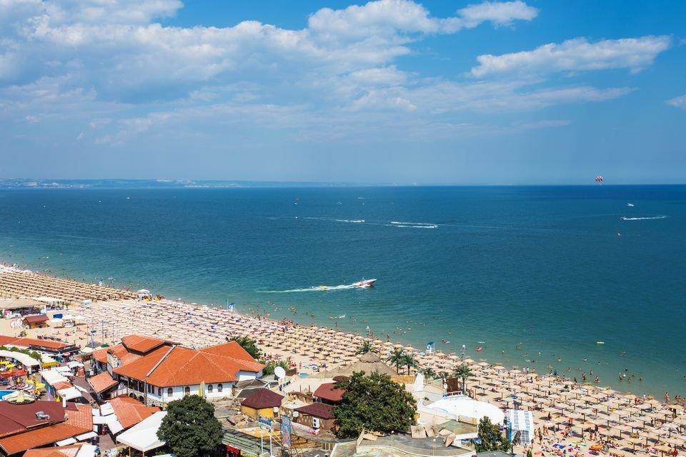 золотой песок болгария картинки