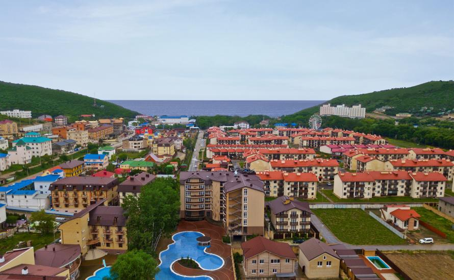 HELIOPARK Aqua Resort*** (Гелиопарк Аква Резорт), Анапа,