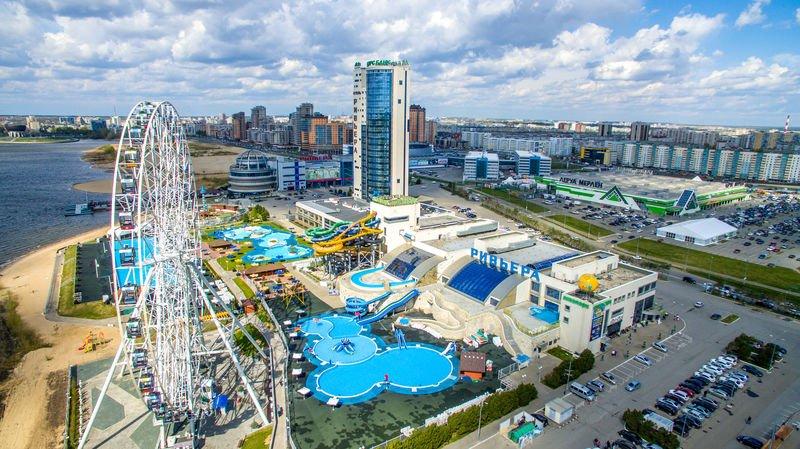 Казань картинки аквапарк