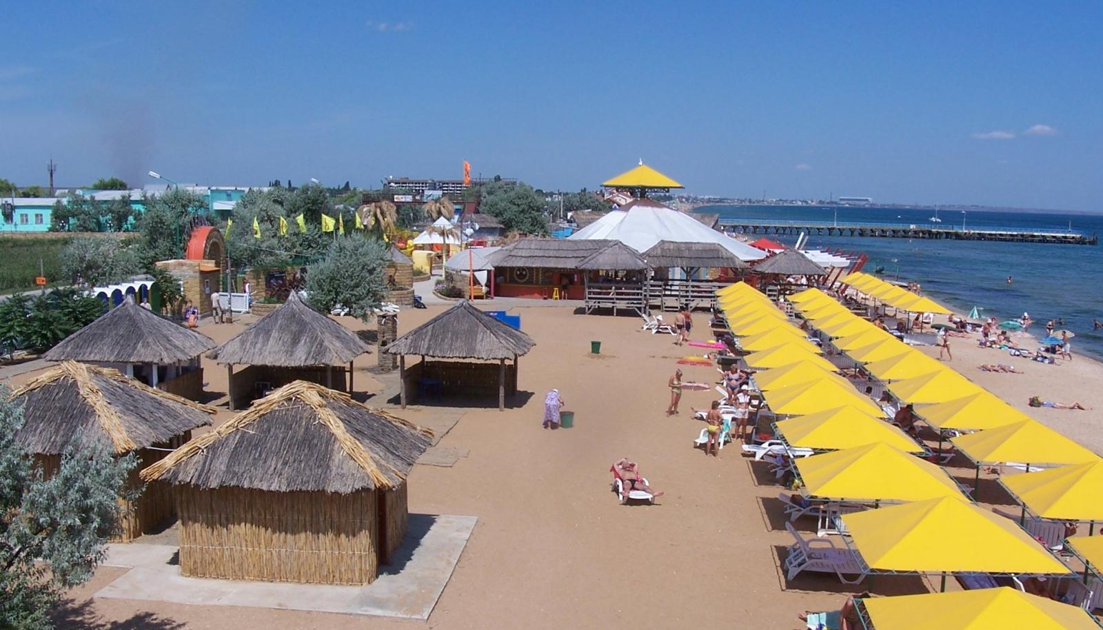 Пляжи феодосии. фото и отзывы