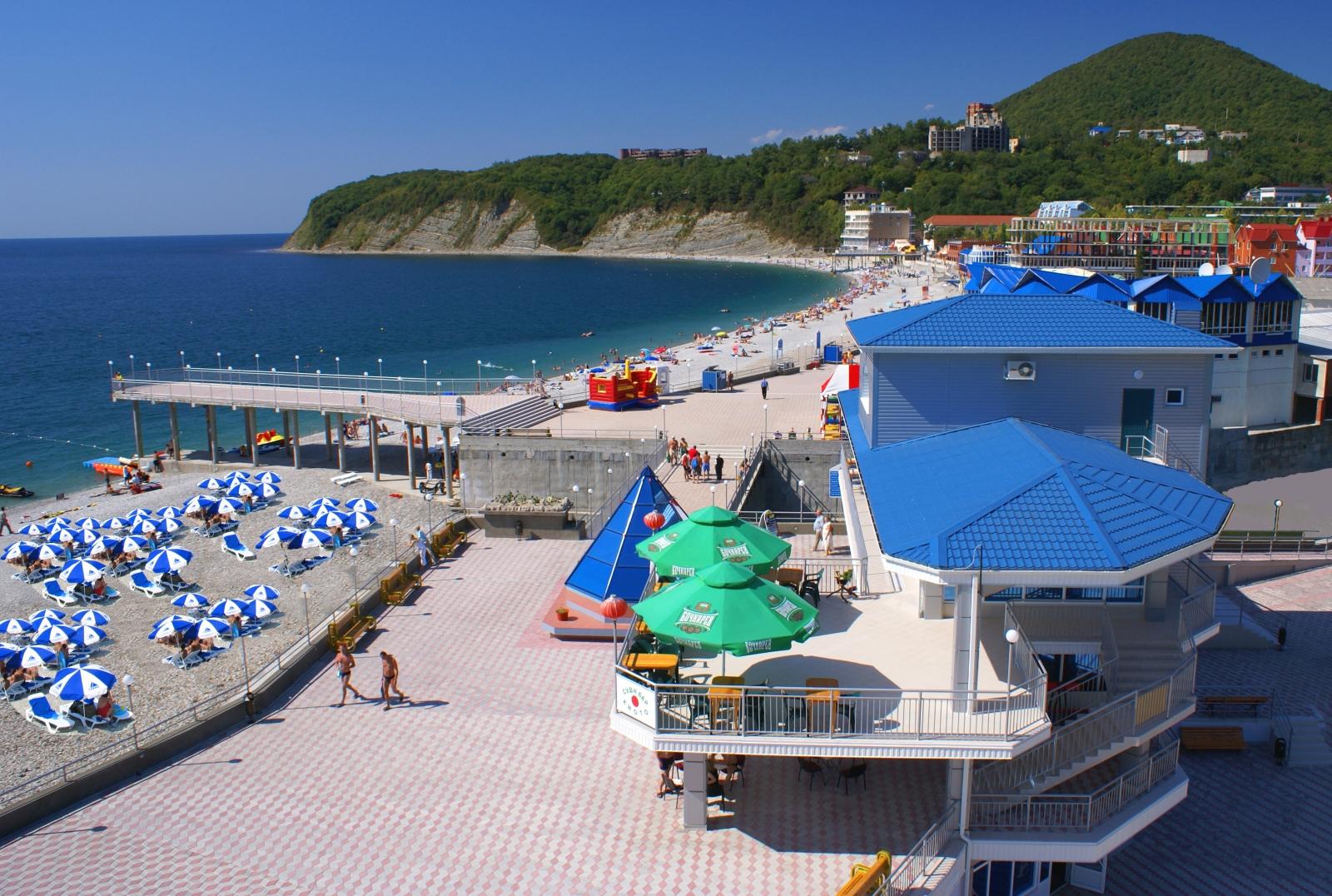 Ольгинка Отдых и туризм в Ольгинке