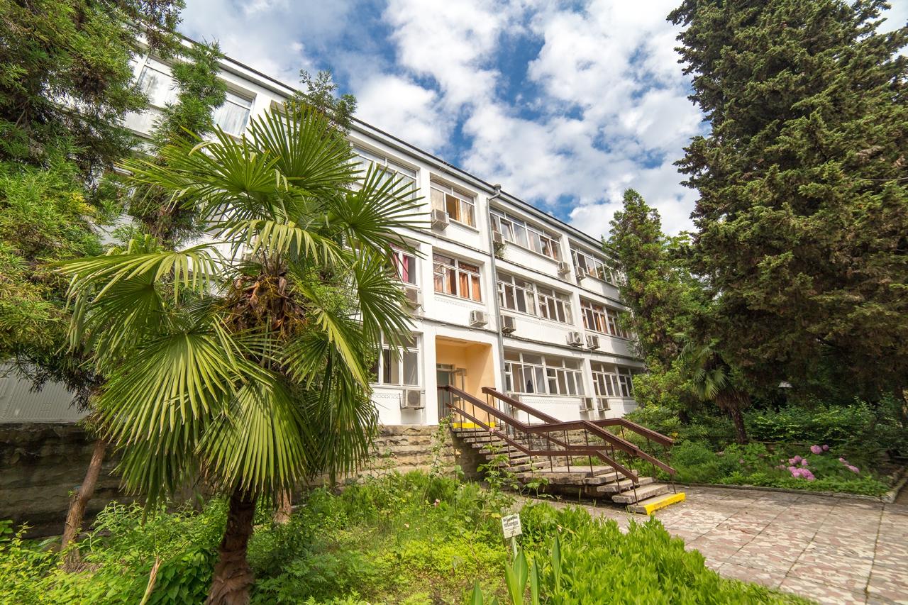 Санатории Лазаревского