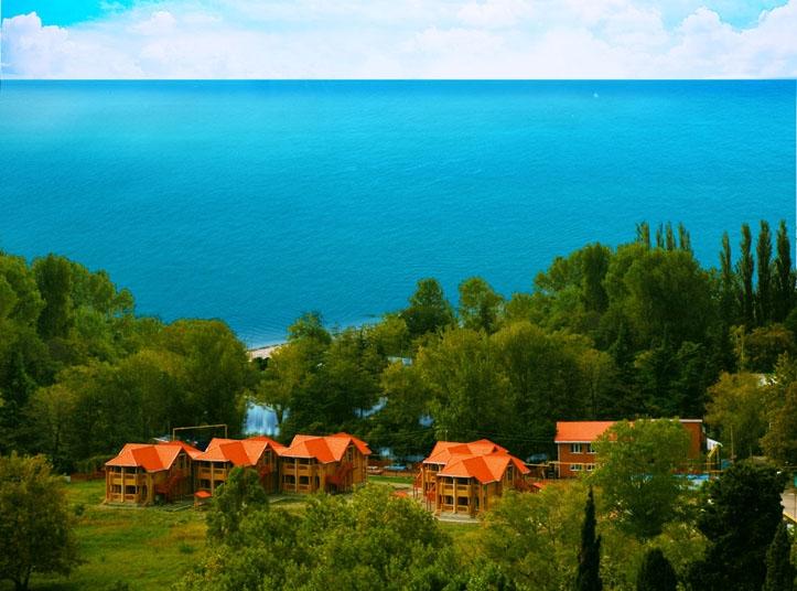 озеро дивное лазаревское фото
