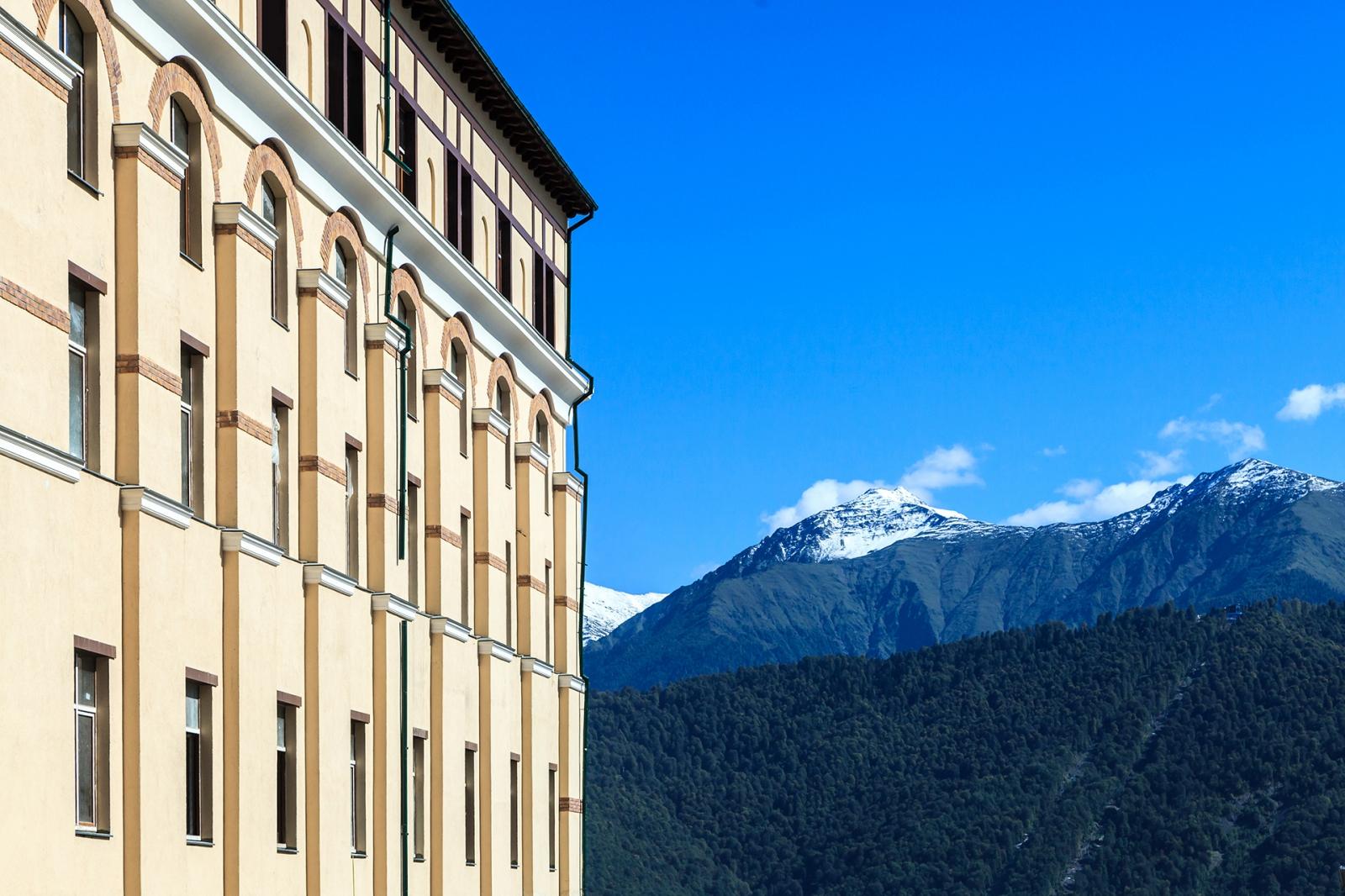 этом есть горки панорама отель красная поляна фото бисера страз для