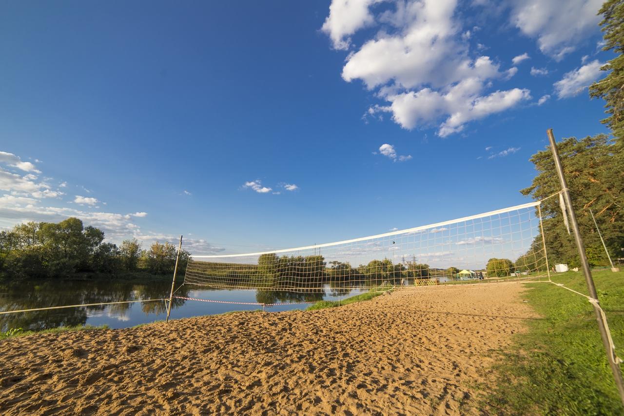 Пляж хомяковские поляны фото