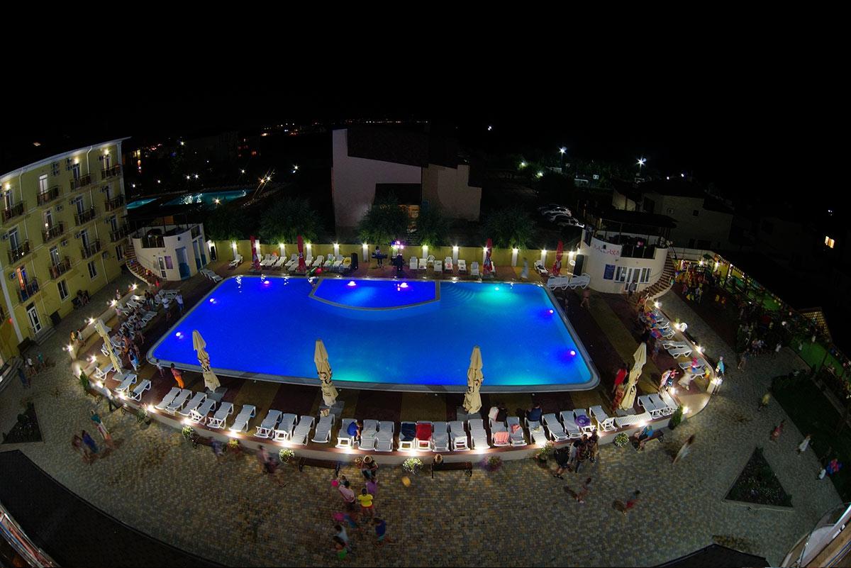 отель венера резорт витязево отзывы фото